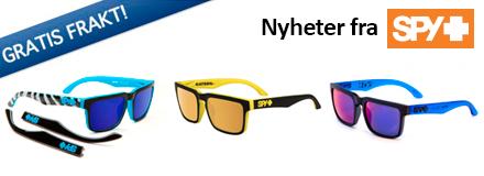 Nyheter fra SPY solbriller