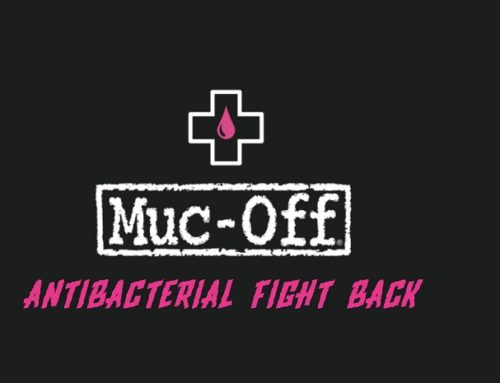 Muc-Off Antibakteriell spray og gel